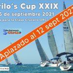Nuevo éxito de asistencia, deportividad y diversión en la XXIX regata Cirilo's Cup