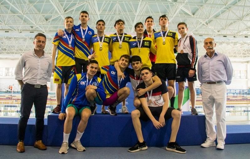Campeonato Andalucia Infantil Invierno 2019