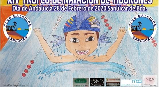 Cartel de XIV Trofeo de Tiburones