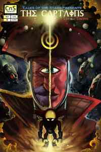 The Captains Issue 0 Cover