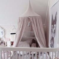 Canopy Bed Netting Mosquito Bedding Net Dome Children ...