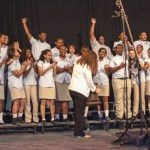Clifton Hunter conquers choir contest