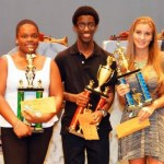 Young musicians compete for coveted award