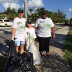 Record turnout for Chamber of Commerce Earth Day Clean-Up