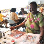 National Gallery celebrates local caregivers