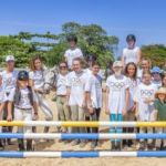 Equestrians celebrate Olympic Day