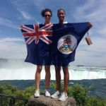 Volleyball players score high in experience at Pan Am Games