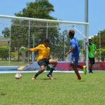 National U-15 footballers head for CFU Championships