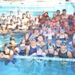 Swim meet adds splash of international flavour