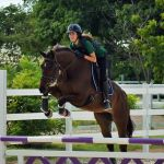 Equestrian Fowler wins international event