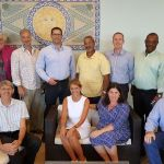 Rotary members on educational mission to Guatemala