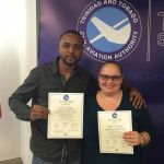 Air traffic control trainees soar to next level