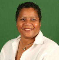 DEH lab manager Antoinette Johnson
