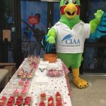 New CIAA mascot flies in for Valentine's Day