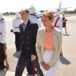 Royals pay quick visit to Cayman