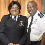 Long-serving prison officers honoured
