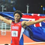 Caymanian athlete races for trip to Rio Olympics
