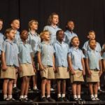 Schools tune up for choir competition finals