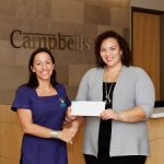 Campbells staff support Cayman's charities