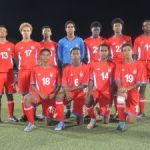 U-17 team in final prep for World Cup qualifiers