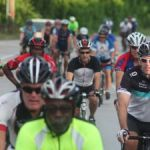 Cyclists raise money for HospiceCare