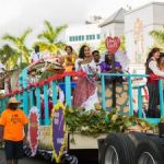 Pirates Week parade celebrates 'Age of Romance'