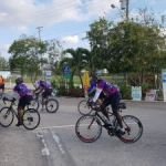 Cyclists ride for Feed Our Future