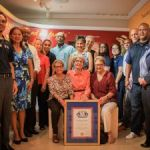 Georgette Ebanks honoured for contributions
