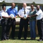 CIFA kicks off prison footie programme