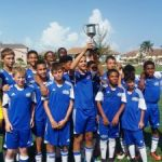 Academy U13 team takes FA Cup