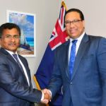 Indian High Commissioner pays second visit