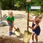 Children's Garden prepares to bloom after groundbreaking