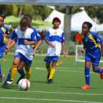 CIS girls slip past Savannah Primary