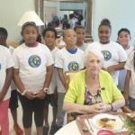 Rotary Sunrise celebrates birthdays at The Pines