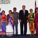 Indian national day commemorated
