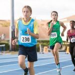 Secondary school athletes ready to compete