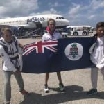Cayman sailors competing in Europe