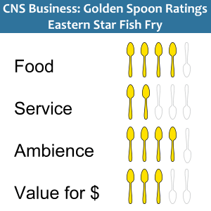 golden spoons ratings Eastern Star Fish Fry