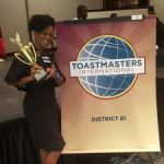 Cayman heads to Toastmasters world championships