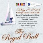 Sailing Club fundraiser celebrates royal wedding