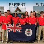 Cayman's swimmers competing at regional event