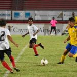 All countries win as football tournament opens