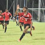 Race for semifinals takes shape