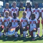 Girls' U-15 national team take CONCACAF opener