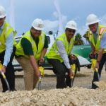 CUC breaks ground on SMB substation