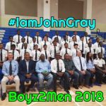 John Gray boys learn to be gentlemen