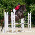 Equestrian jumping series wraps up