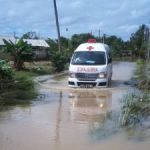 Red Cross calls for help for Trinidad flood victims