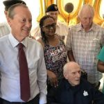 Cayman's first governor turns 100