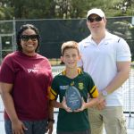 Young tennis players set for 2019